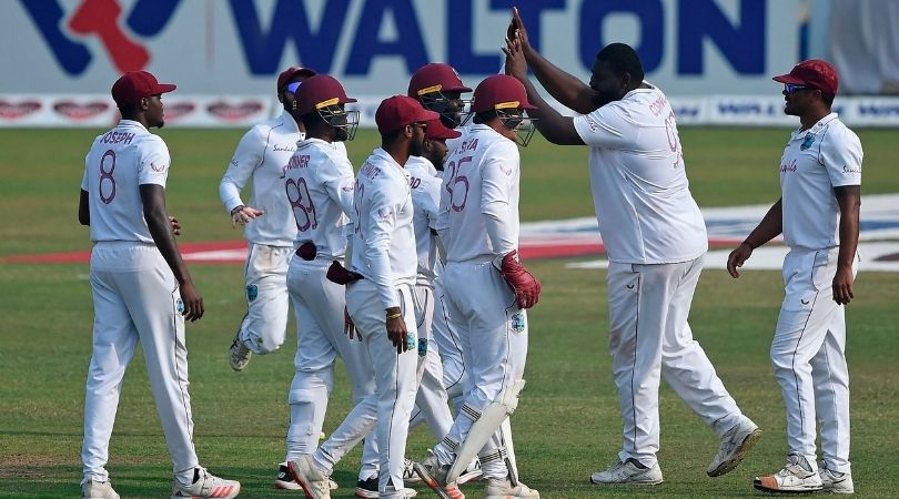 WI vs PAK Fantasy Prediction: West Indies vs Pakistan 1st Test – 12 August (Jamaica). Babar Azam, Hasan Ali, Jason Holder, and Mohammad Rizwan are the best fantasy picks for this game.
