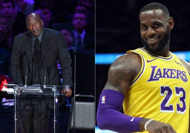 """""""You think Michael Jordan trained in a swimming pool"""": When LeBron James shot a hilarious commercial with Nike for the Lakers star's signature shoe line"""
