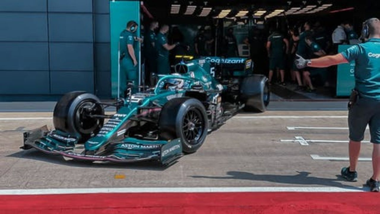 """""""The big wheels worsen the view to the front even more""""– Sebastian Vettel gives honest review of 18-inch Pirelli tyres after recent test"""