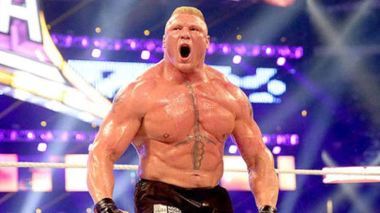 Former WWE Superstar discusses what Brock Lesnar is like behind the scenes