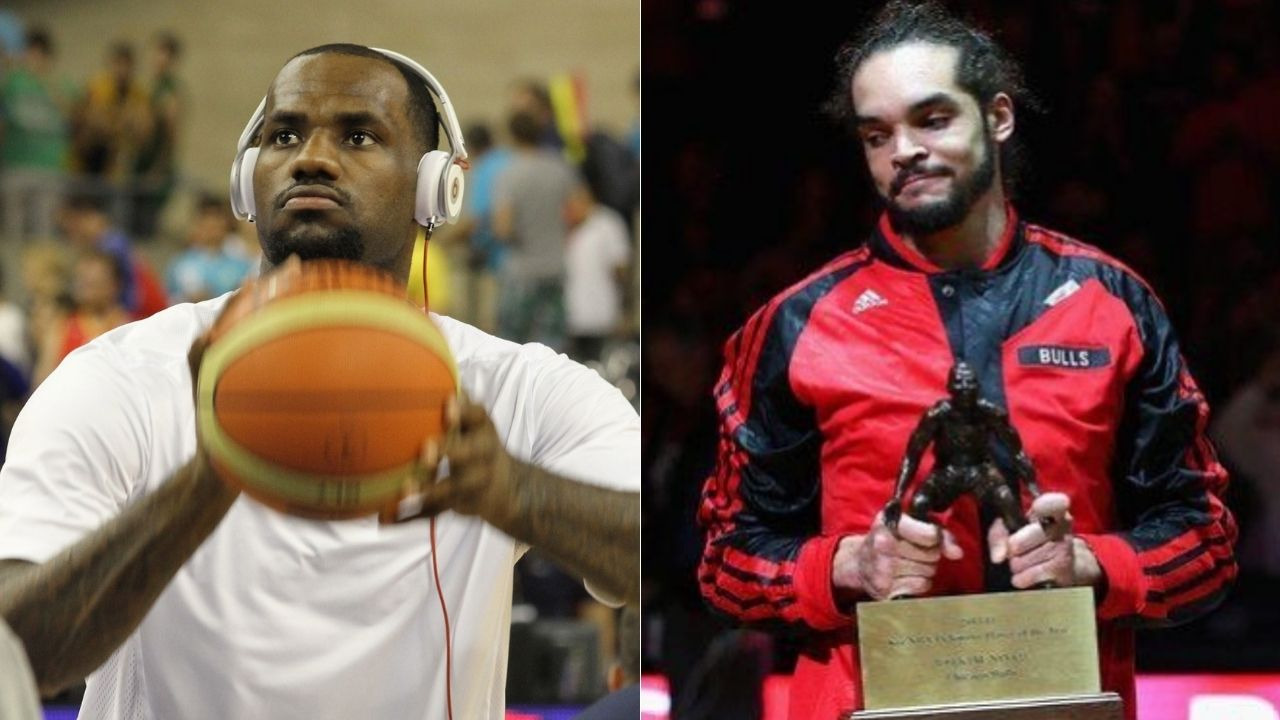 """""""Miami Heat are very good, but they're Hollywood"""": When Joakim Noah trash talked LeBron James, Dwyane Wade and co ahead of their 2011 NBA Finals loss"""
