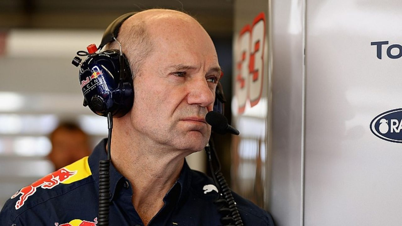 """""""That's exactly what happened""""– Adrian Newey discloses Red Bull's journey to be fastest car in 2021"""