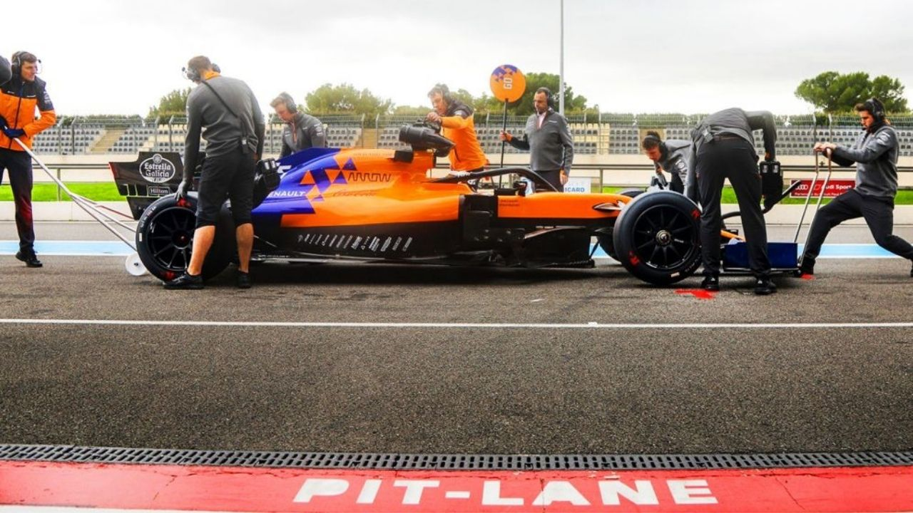 """""""It will have an implication""""– McLaren points out added complexity in pitstops with new 2022 regulations"""