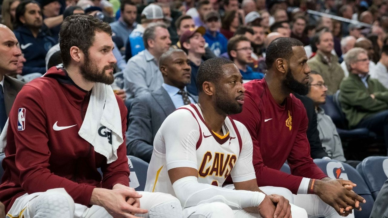 """""""Kevin Love may not like me but I hope I can apologize to him"""": Dwyane Wade expresses remorse over ill-flavored incident with Cavaliers in 2018"""