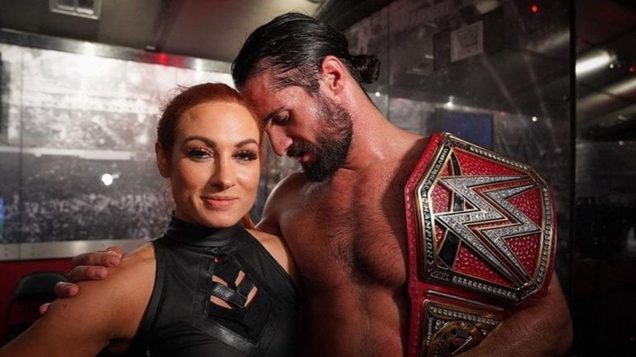 Seth Rollins names female wrestler he has better chemistry with than Becky Lynch