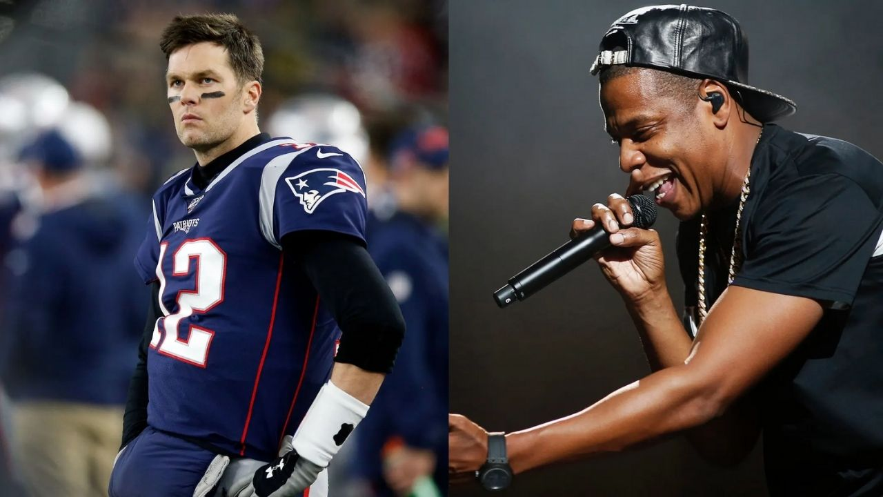 """""""I'm a big fan of Jay-Z"""": When Tom Brady would walk out to """"Public Service Announcement"""" before every game in Gillette Stadium"""