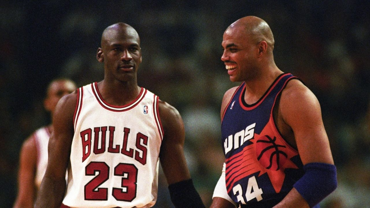 """""""I take great pride in making sure my friends don't win"""": Michael Jordan revealed how he didn't want legends like Charles Barkley and Patrick Ewing to win championships against him"""