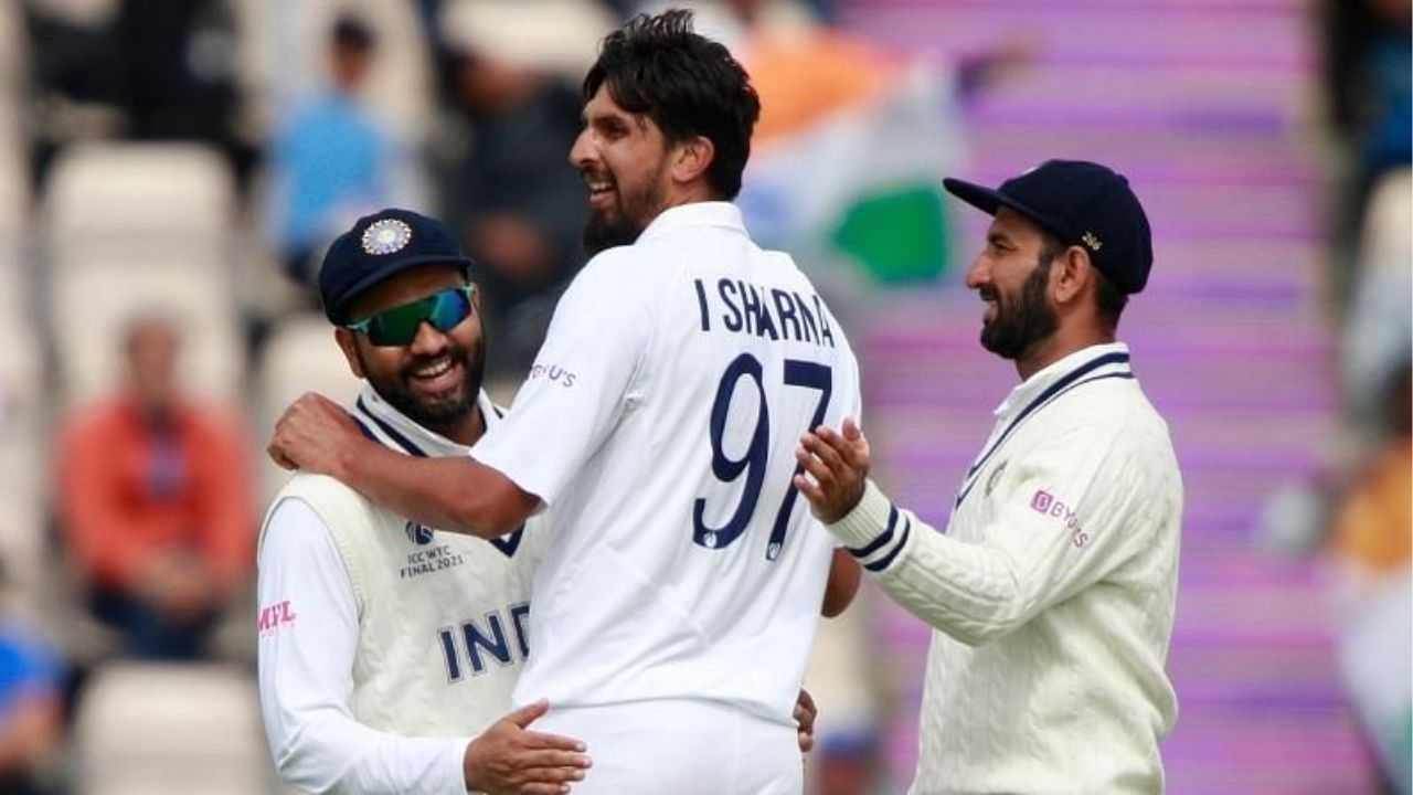 Why is Ishant Sharma not playing today's 1st Test between England and India at Trent Bridge?