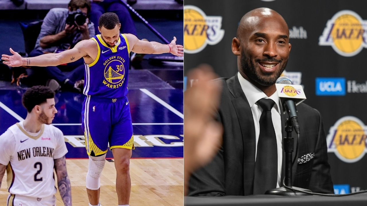 """""""Kobe Bryant couldn't had to laugh after Steph Curry made that shot"""": How Lakers legend and Warriors' MVP dueled in the Black Mamba's last great season"""
