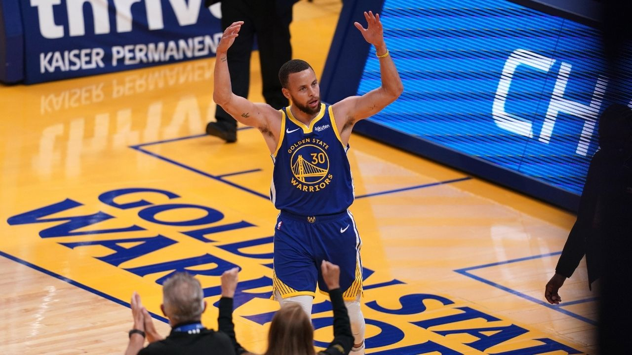 """""""I think Stephen Curry can play in any era"""": Kenyon Martin Sr lauds the Warriors MVP while explaining how he would survive in any era of the NBA"""