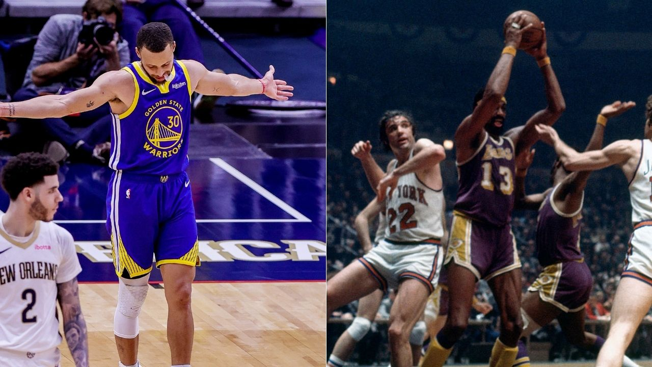 """""""Stephen Curry will have a greater influence than Wilt Chamberlain on the game of basketball"""": Stephen A. Smith talks about 3x NBA champion Steph Curry's elite marksmanship"""