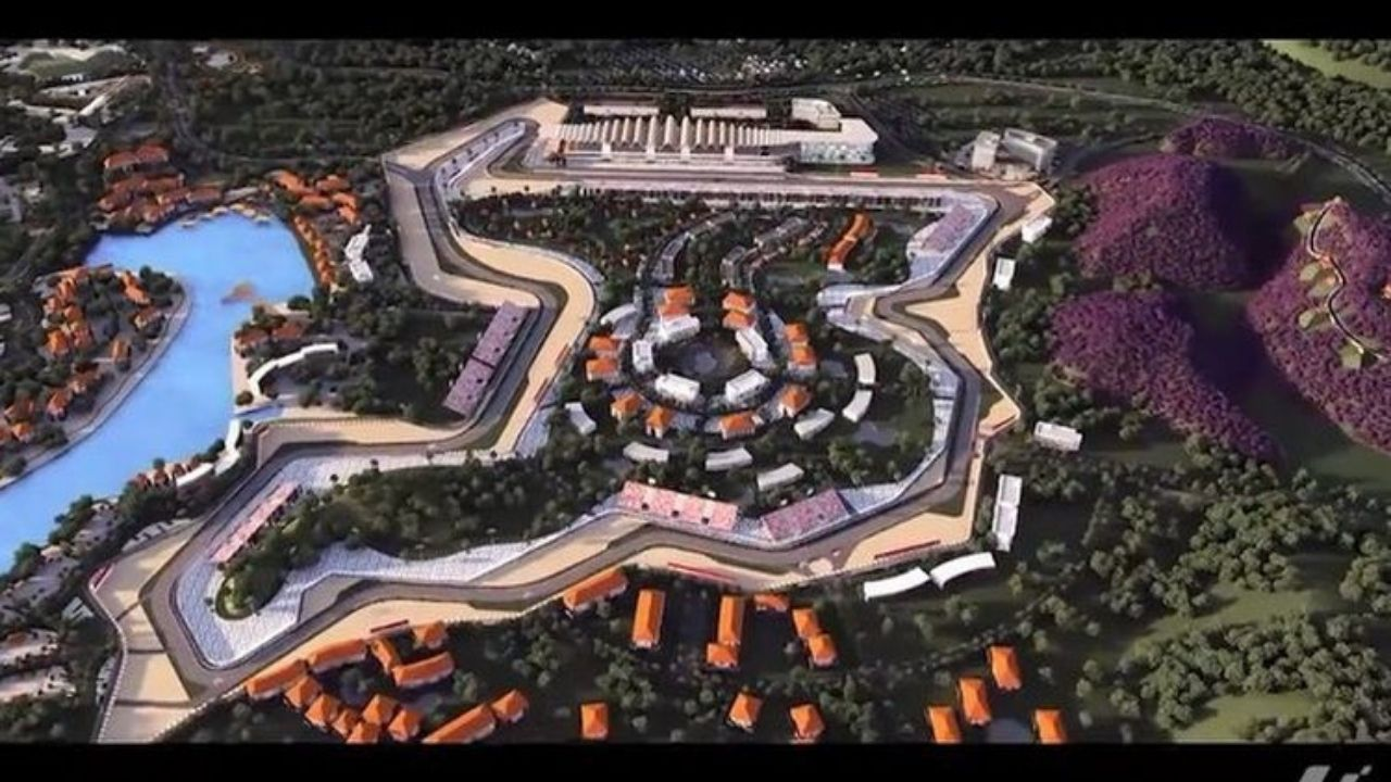 """""""We have had discussions with F1""""– Indonesia put in its bid to appear in F1; MotoGP to debut on same circuit on March 2022"""