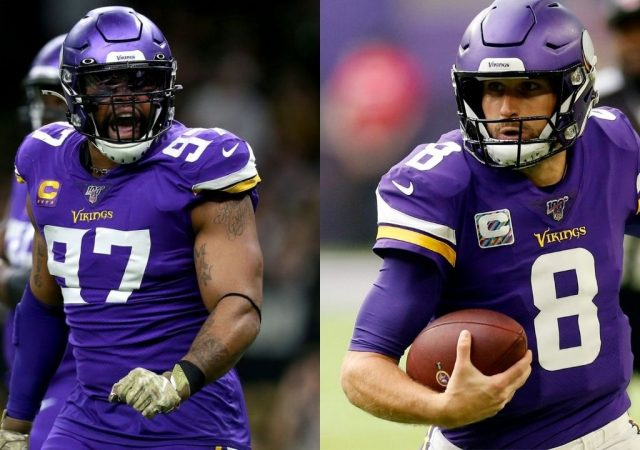 """""""Kirk Cousins is A**. Ask Mike Zimmer If He Wanted Him."""": When Everson Griffen Called Out His Minnesota Vikings Teammate Before His Awkward Return to the Team"""