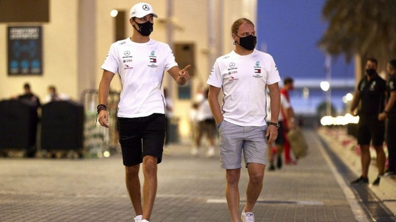 """""""I never put my own agenda or goals above the team's""""– George Russell unconcerned about Valtteri Bottas' teamwork benefitting Mercedes"""