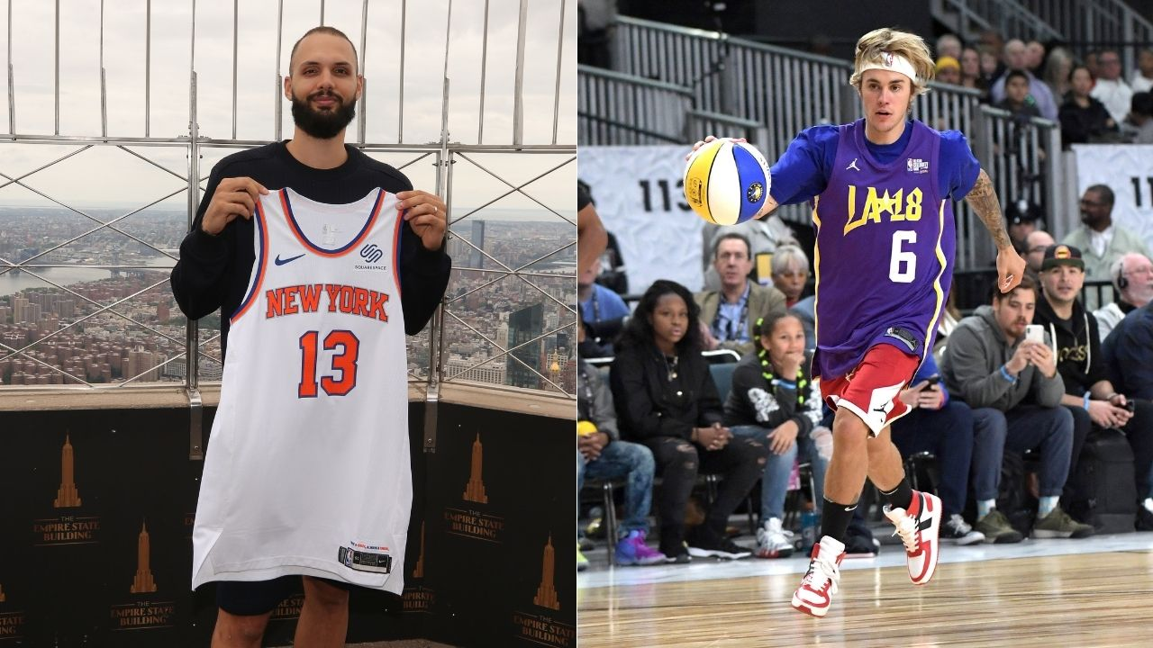 Evan Fournier reveals a quirky fact about leading France to Silver at the Tokyo Olympics