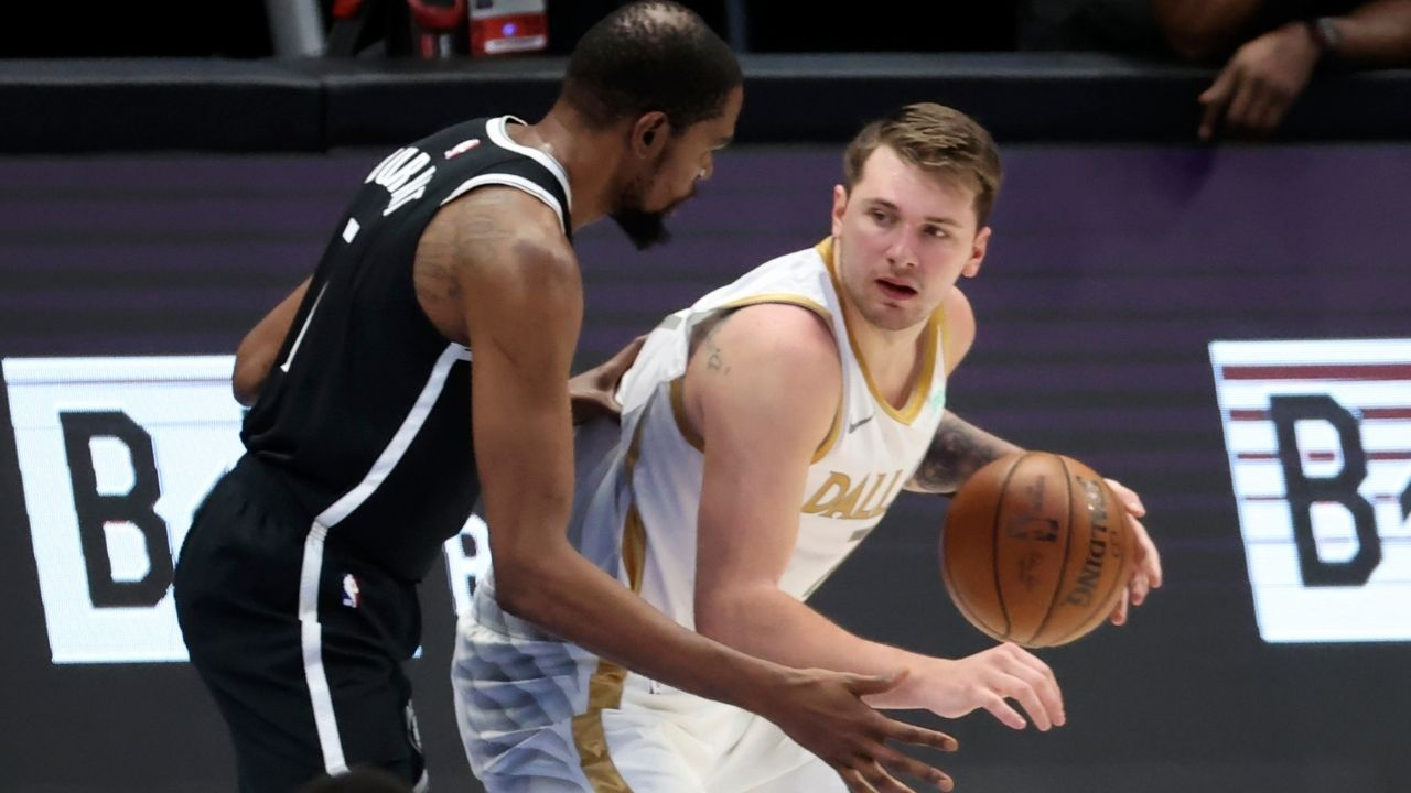 """""""Luka Doncic will get there, but Kevin Durant is still the best player in the world"""": JJ Redick discusses whether Mavericks star can upstage the Slim Reaper in 2021-22 NBA season"""