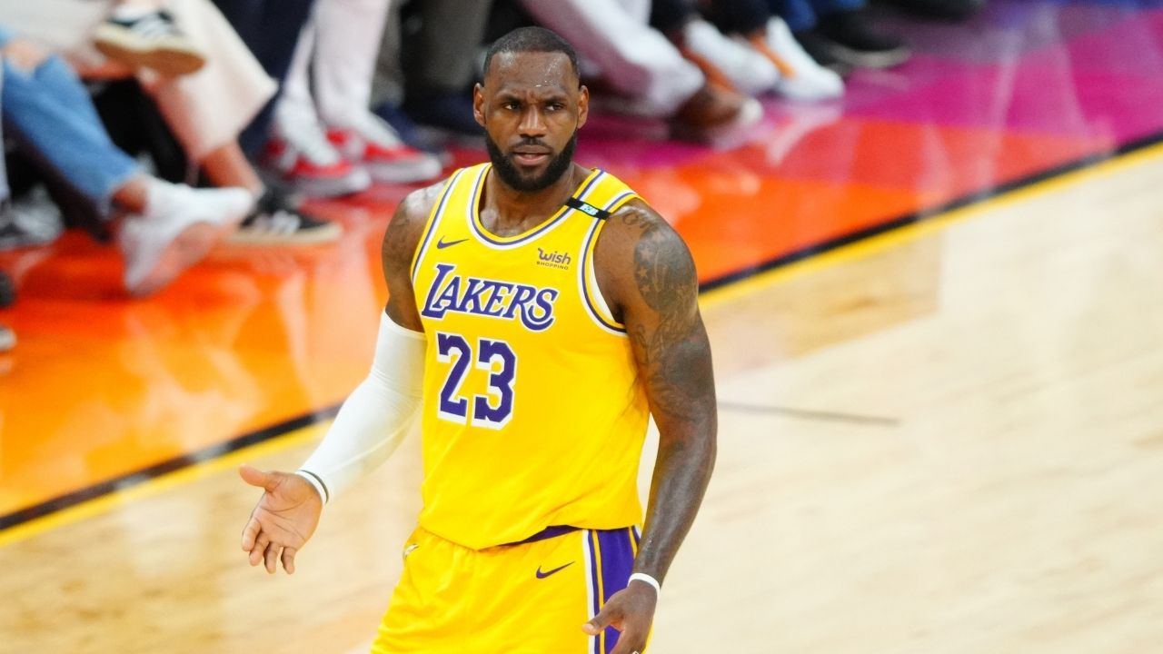 """""""LeBron James, Jake Paul is dethroning you as king of Cleveland"""": Lakers star and NBA Twitter react as former Disney star beats Tyron Woodley on a split decision"""
