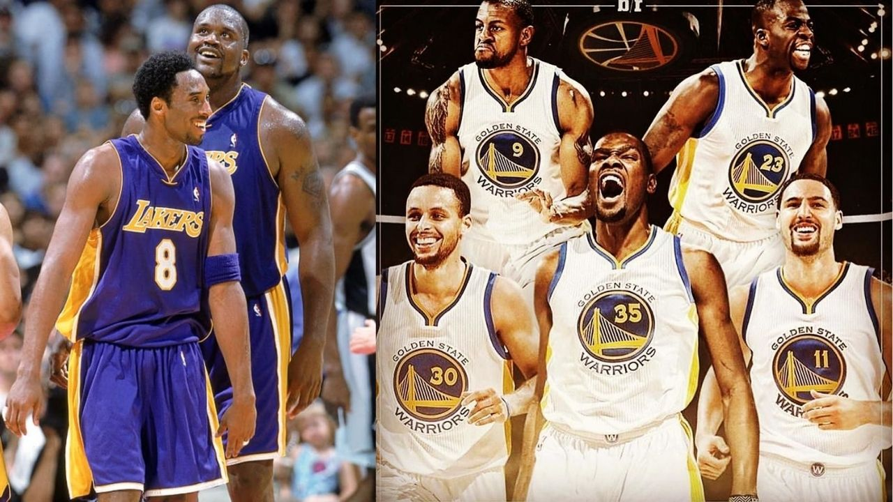 """""""Draymond Green has got nothing on prime Shaquille O'Neal"""": Richard Jefferson explains why he considers the '01 Lakers tougher than the '17 Warriors"""