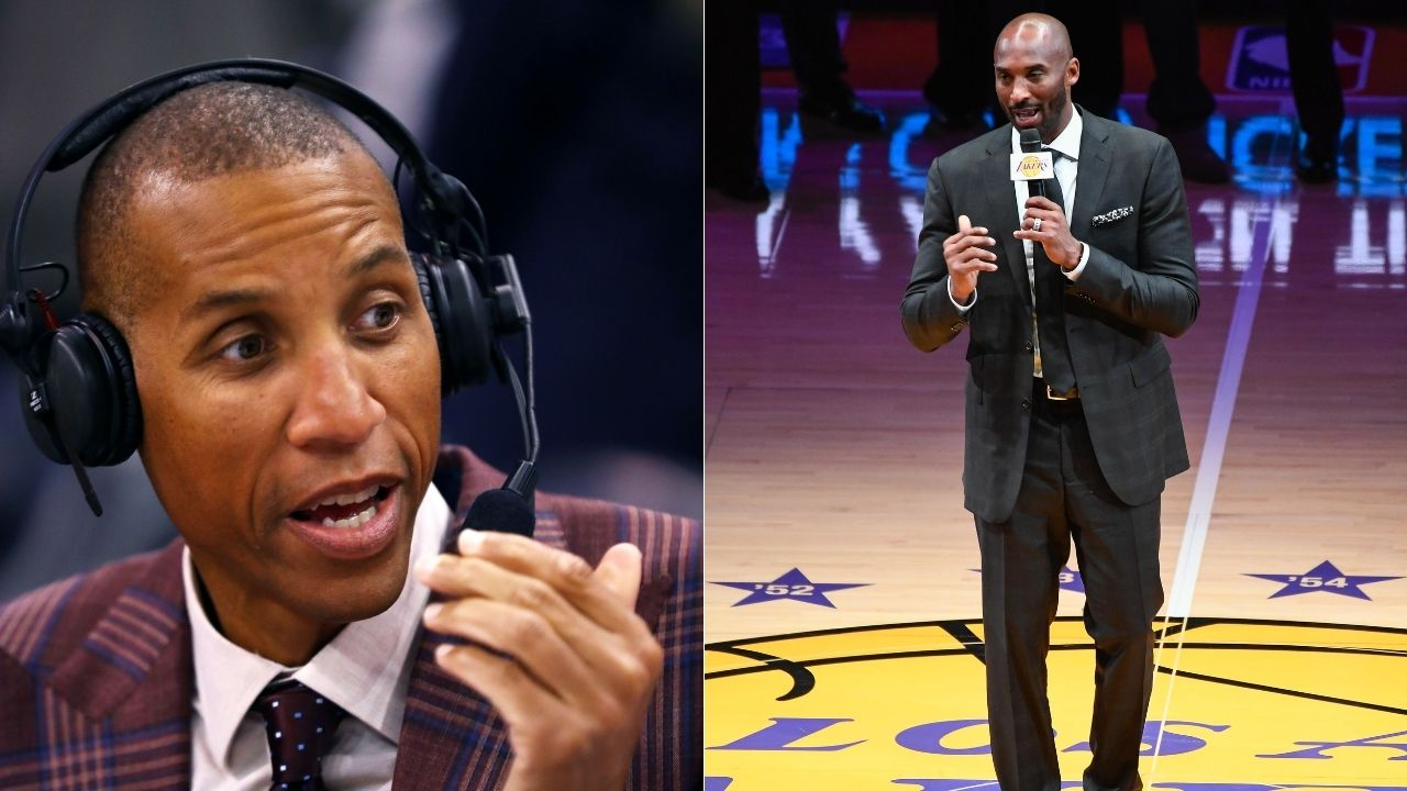 """""""Of course I stole Reggie Miller's step-back jumper"""": When Kobe Bryant admitted he had stolen some of his basketball moves from the Pacers legend, Michael Jordan, Jerry West, and Oscar Robertson"""