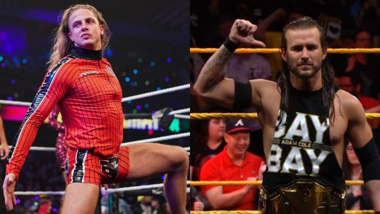 Matt Riddle speaks on how Adam Cole will fare on the Main Roster