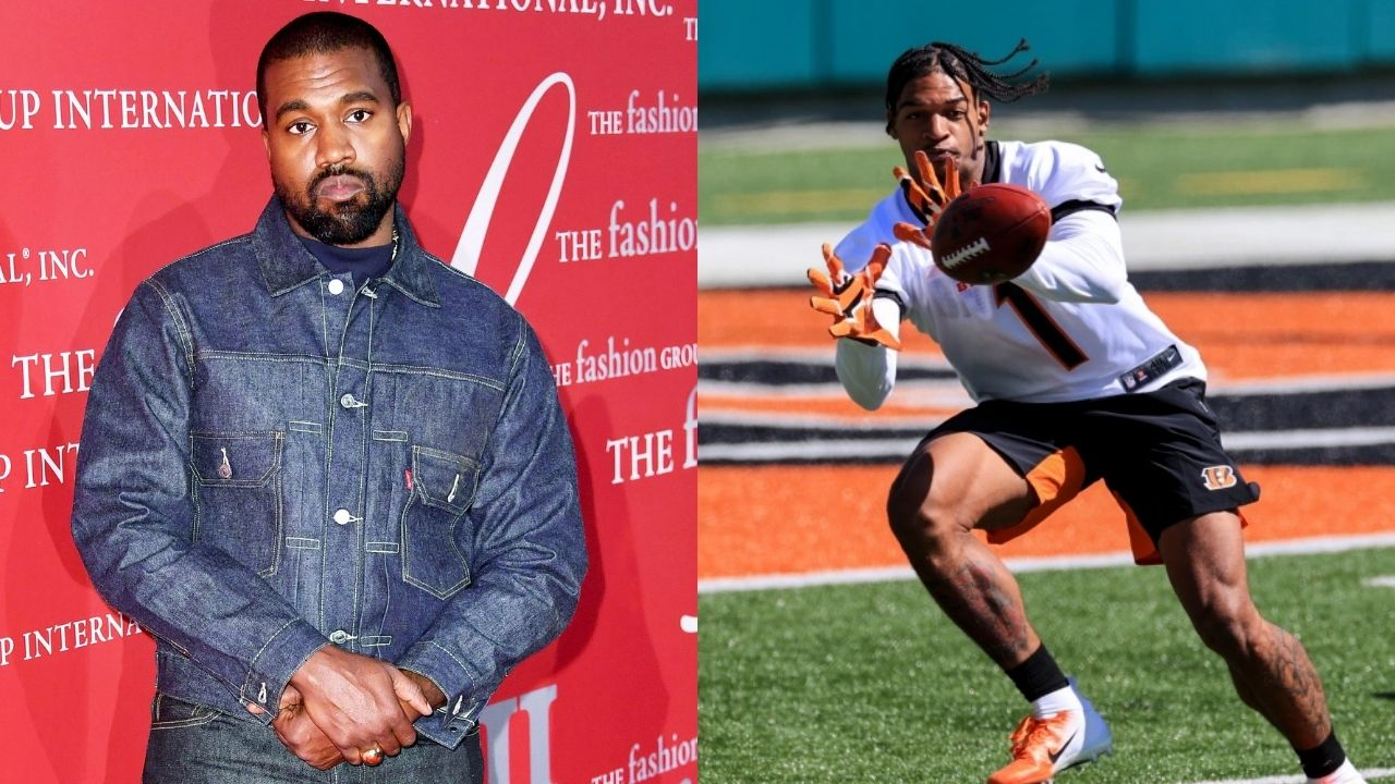 'Donda And Ja'Marr Chase Dropping On The Same Day': NFL Fans Troll Bengals Rookie As Pass Catching Woes Continue On The Same Day Kanye West Releases New Album