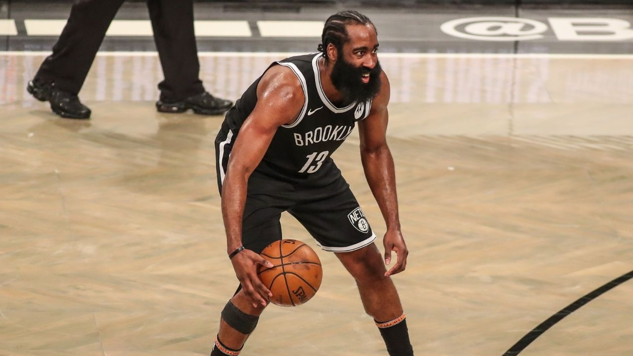 """""""James Harden could be recruiting yet another player for the Nets!"""": Rumors run rampant as the Nets star meets a former Rockets man in Houston"""