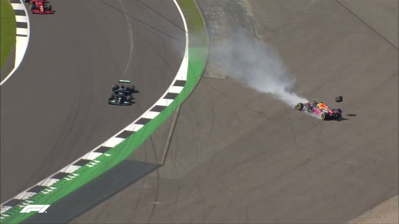 """""""There was nothing malicious about it"""" - George Russell gives his verdict on the Hamilton-Verstappen opening lap crash at Silverstone"""