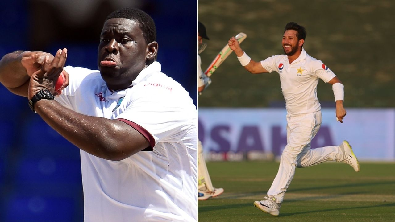 West Indies vs Pakistan Head to Head Records in Tests   WI vs PAK Test Stats   Jamaica Test