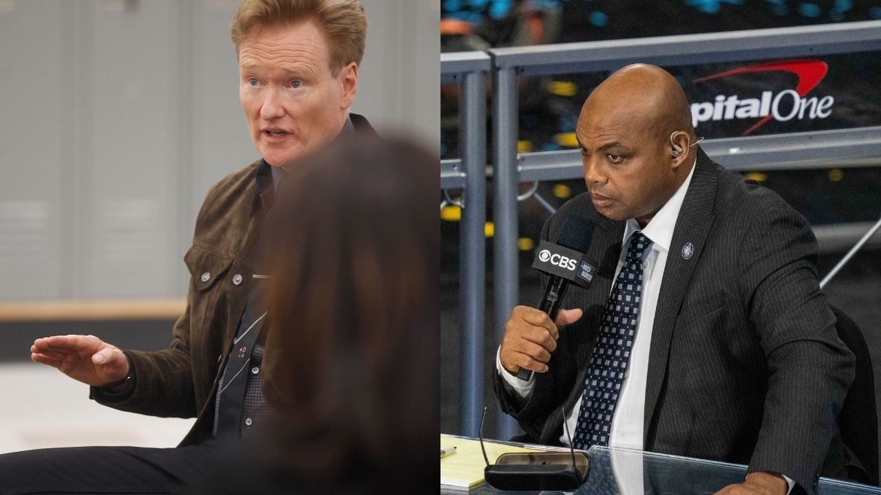 """""""Conan O'Brien could never make the NBA because of his dainty hands"""": When Charles Barkley roasted the acclaimed comedian on his own podcast"""