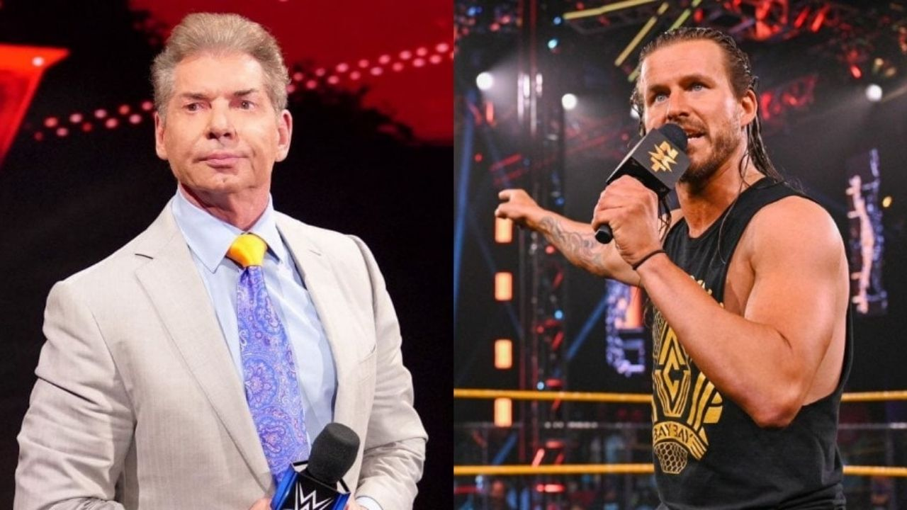 Vince McMahon has reportedly taken a liking to Adam Cole on a personal level