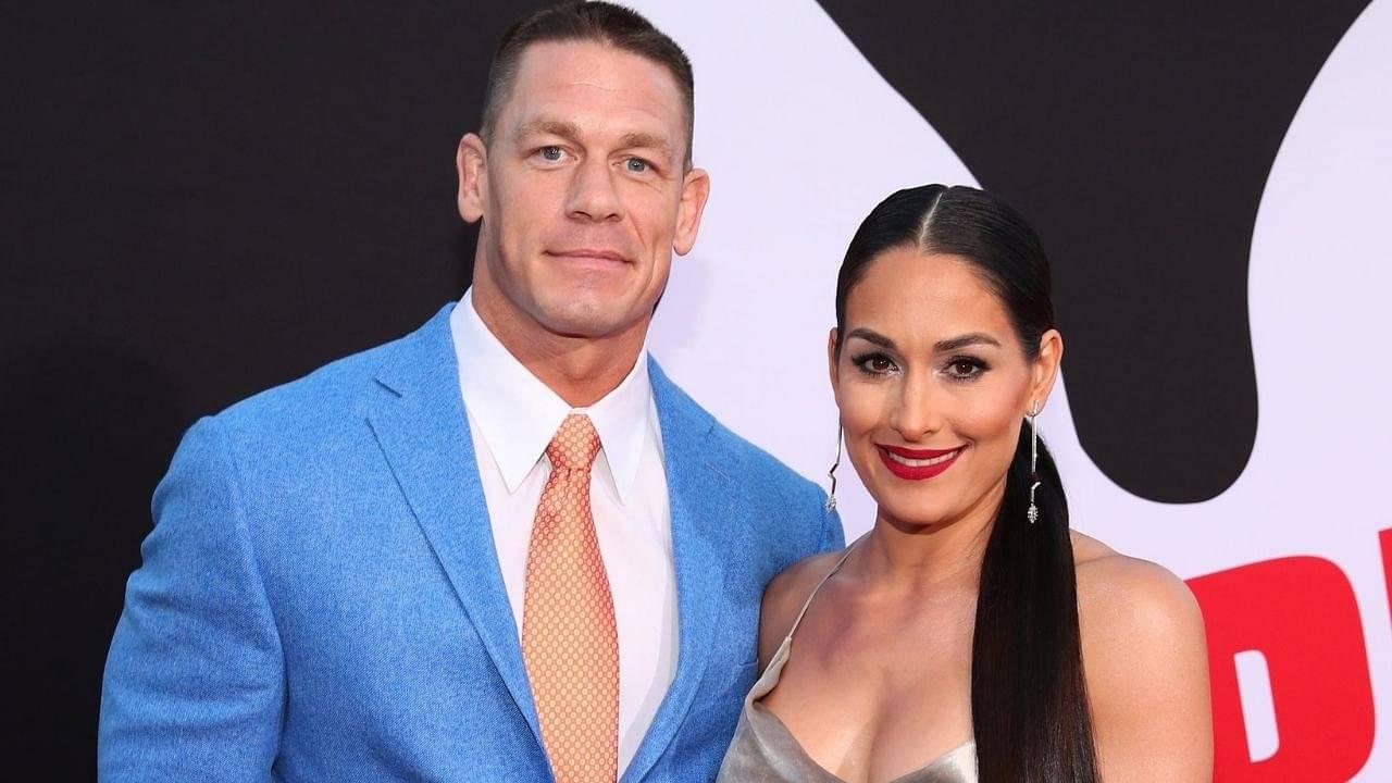 Nikki Bella reveals why didn't watch John Cena vs Roman Reigns at SummerSlam 2021