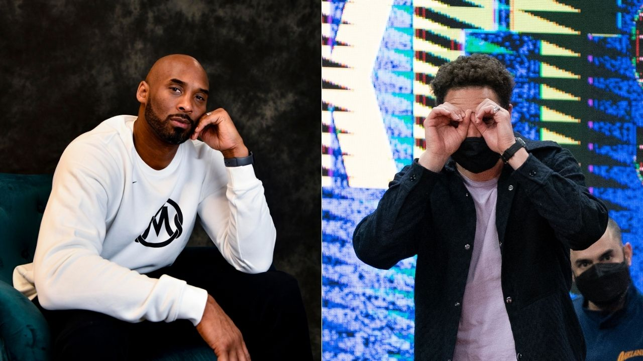 """""""Nobody thought Kobe Bryant would tear his Achilles"""": Klay Thompson shares an inspirational post about the Lakers legend as he hopes to make a solid comeback from injury this Christmas"""