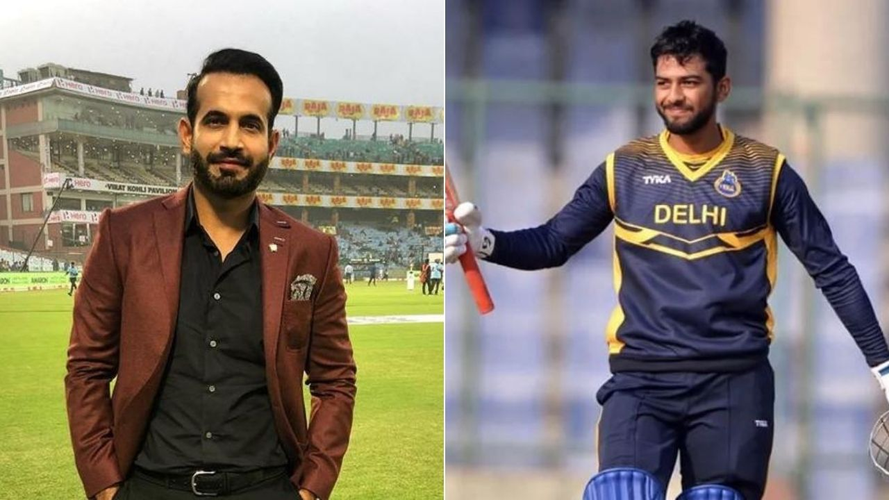 """""""You can go far chote"""": Irfan Pathan wishes Unmukt Chand luck after he announces retirement from India cricket"""