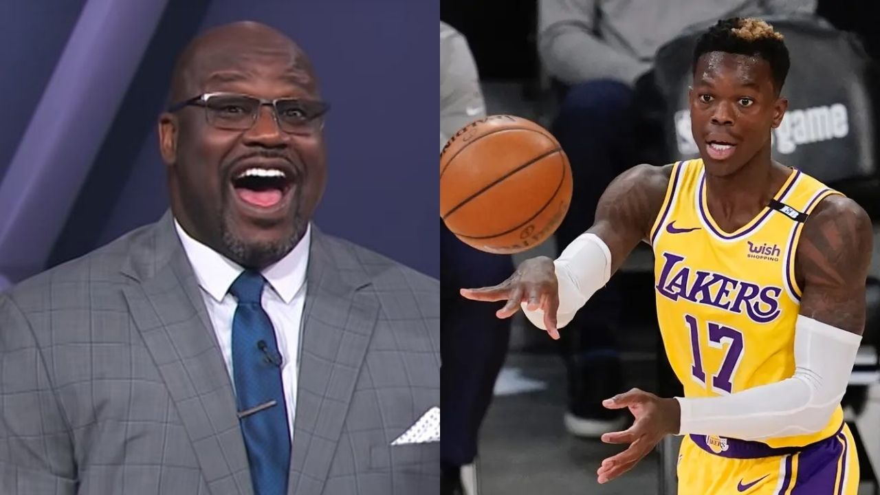 """""""Dennis Schroder, what the hell were you thinking?!"""": Shaquille O'Neal slams former Lakers star's greed after he declined the 4 year, $84 million extension, to land up with a $5.9 million contract"""