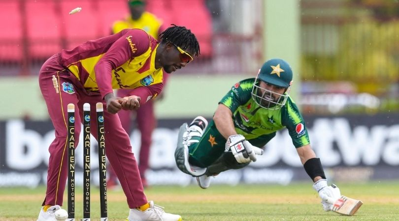 WI vs PAK Fantasy Prediction: West Indies vs Pakistan 3rd T20I – 1 August 2021 (Guyana). Hayden Walsh Jr, Mohammad Hafeez, Babar Azam, and Mohammad Rizwan are the best fantasy picks for this game.