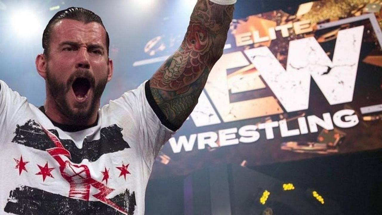 Eric Bischoff talks impact of CM Punk joining AEW