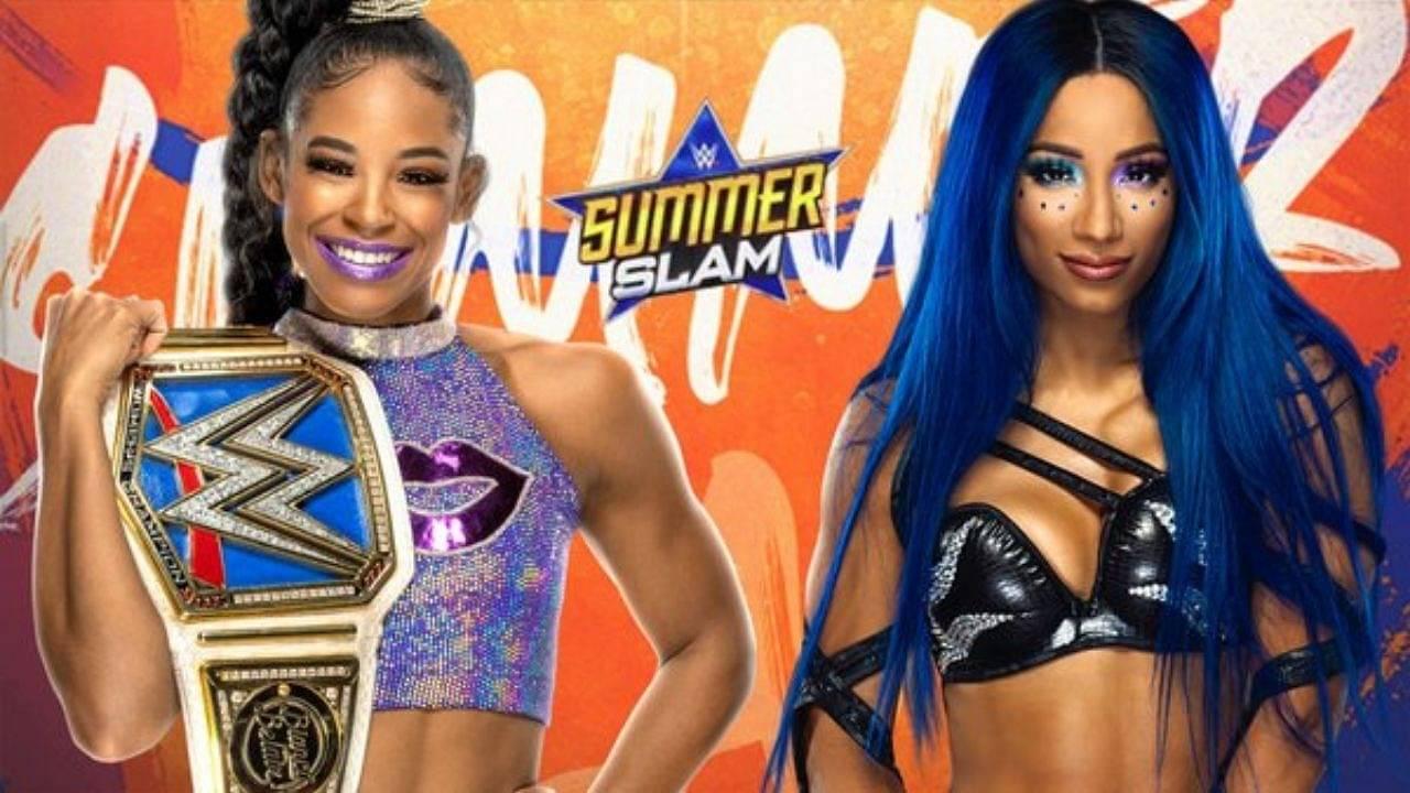 Major update on Sasha Banks vs Bianca Belair