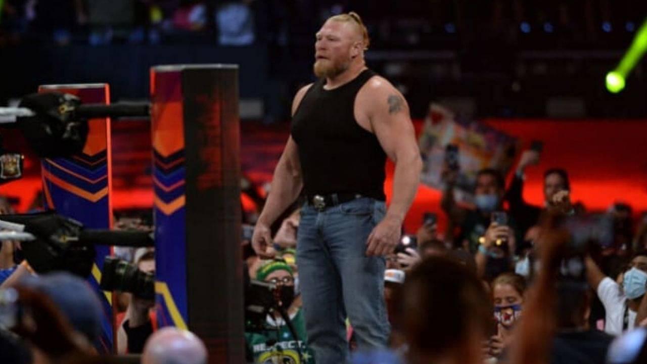 Real Reason behind Brock Lesnar not appearing on WWE SmackDown this week