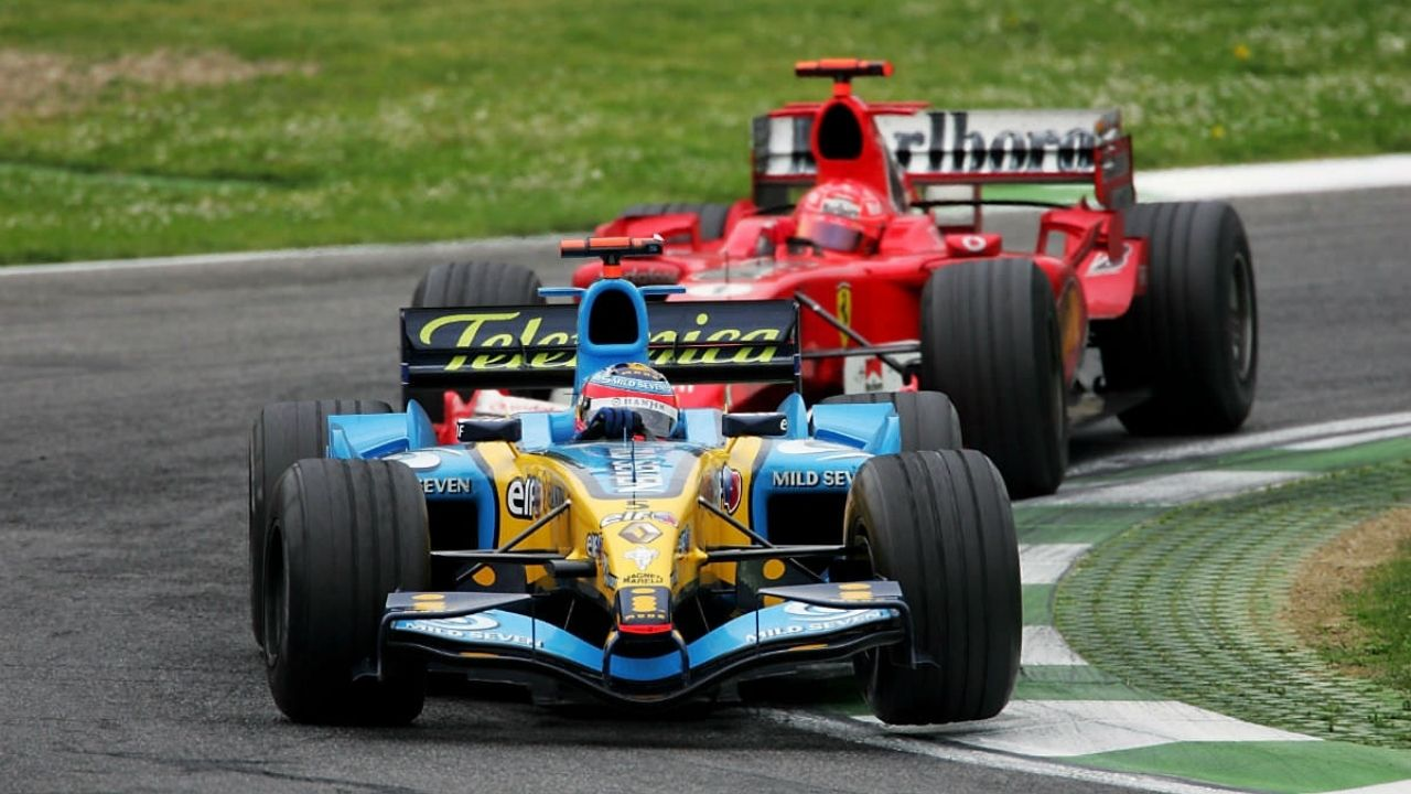 """Hamilton had an advantage""– Fernando Alonso claims crime to compare Lewis Hamilton battle with Michael Schumachet"