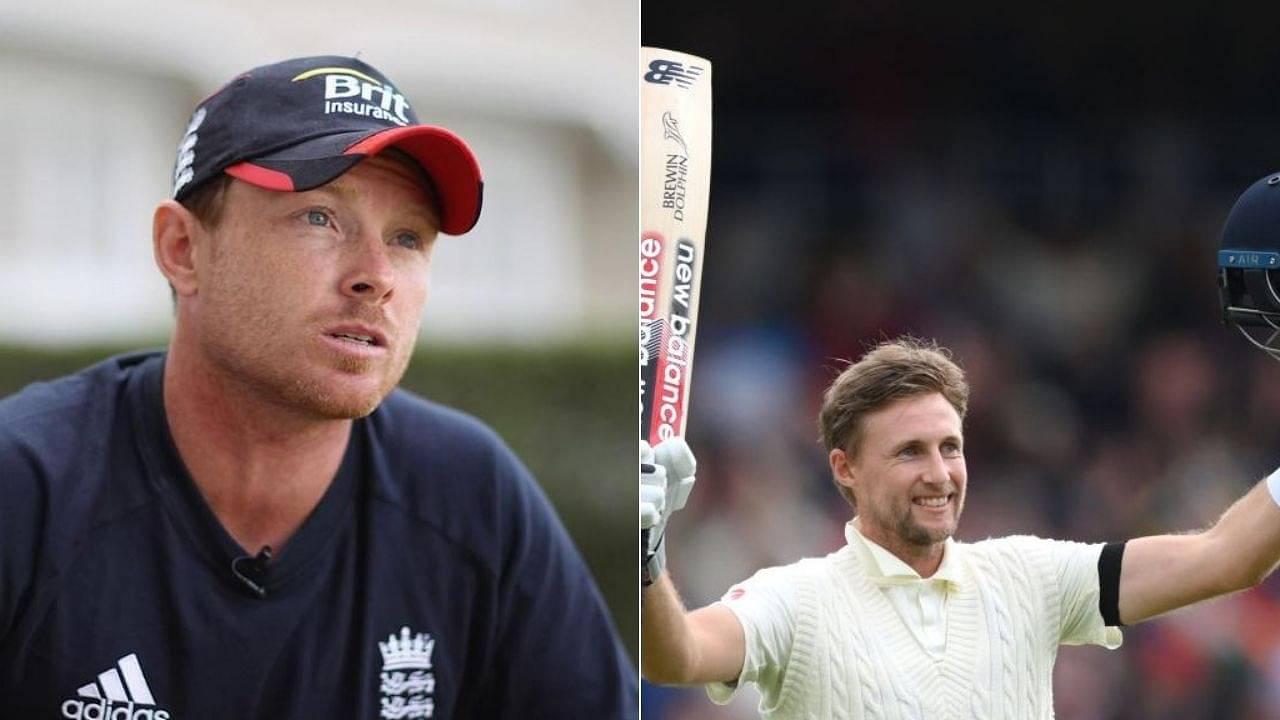 """You superstar"": Ian Bell admires Joe Root after England captain's 23rd Test century in Leeds Test"