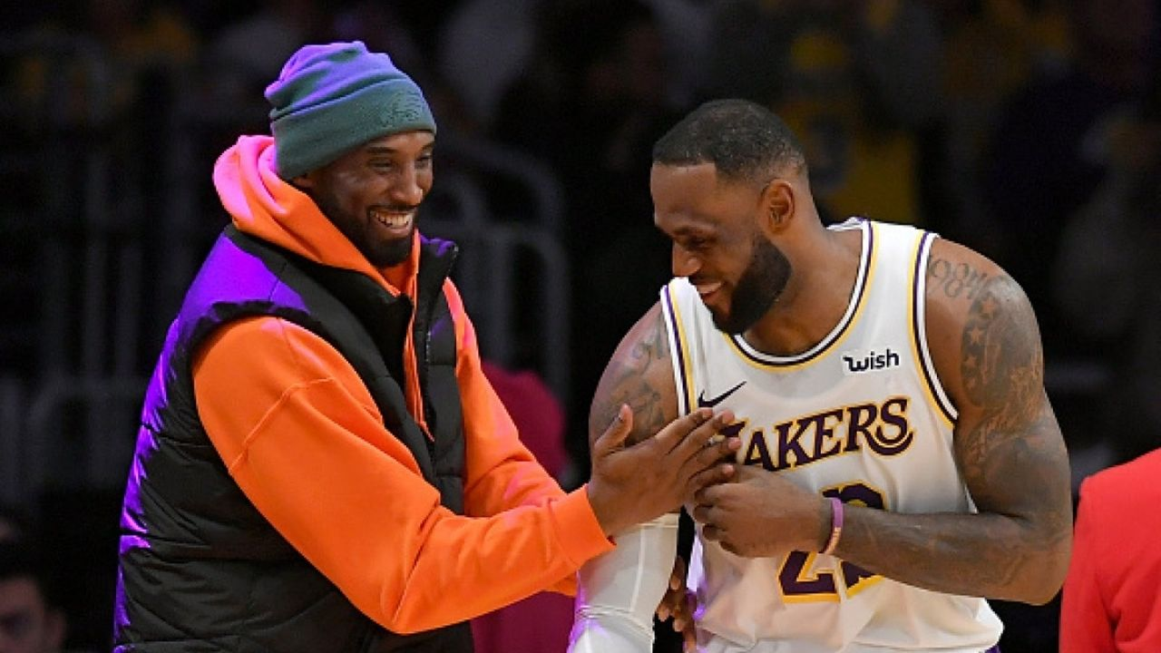"""""""Long live Kobe Bryant, gone but never ever forgotten"""": When LeBron James shared a wholesome throwback to Team USA singing 'Happy Birthday' to the Lakers legend in 2008"""