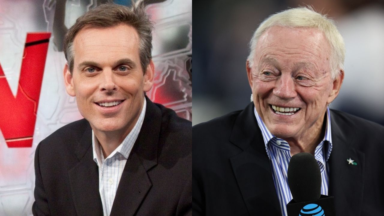 """""""Jerry Jones regularly overpays for players"""", Colin Cowherd Speaks On The Luxurious Lifestyle Of Dallas Cowboys Players And How It Has Spoiled Them."""