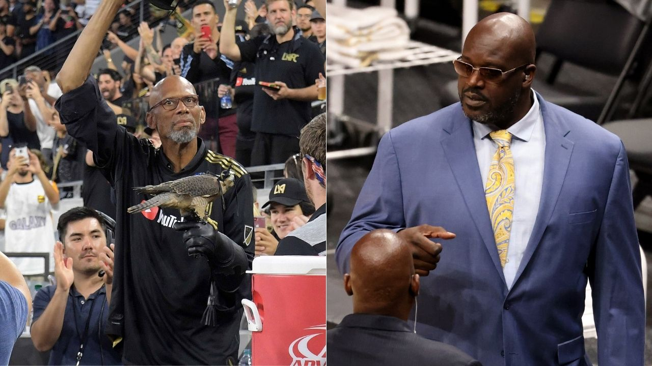 """""""Shaquille O'Neal never tried to reach out to me"""": Lakers legend Kareem Abdul-Jabbar responds after Shaq's statement that they weren't ever close"""