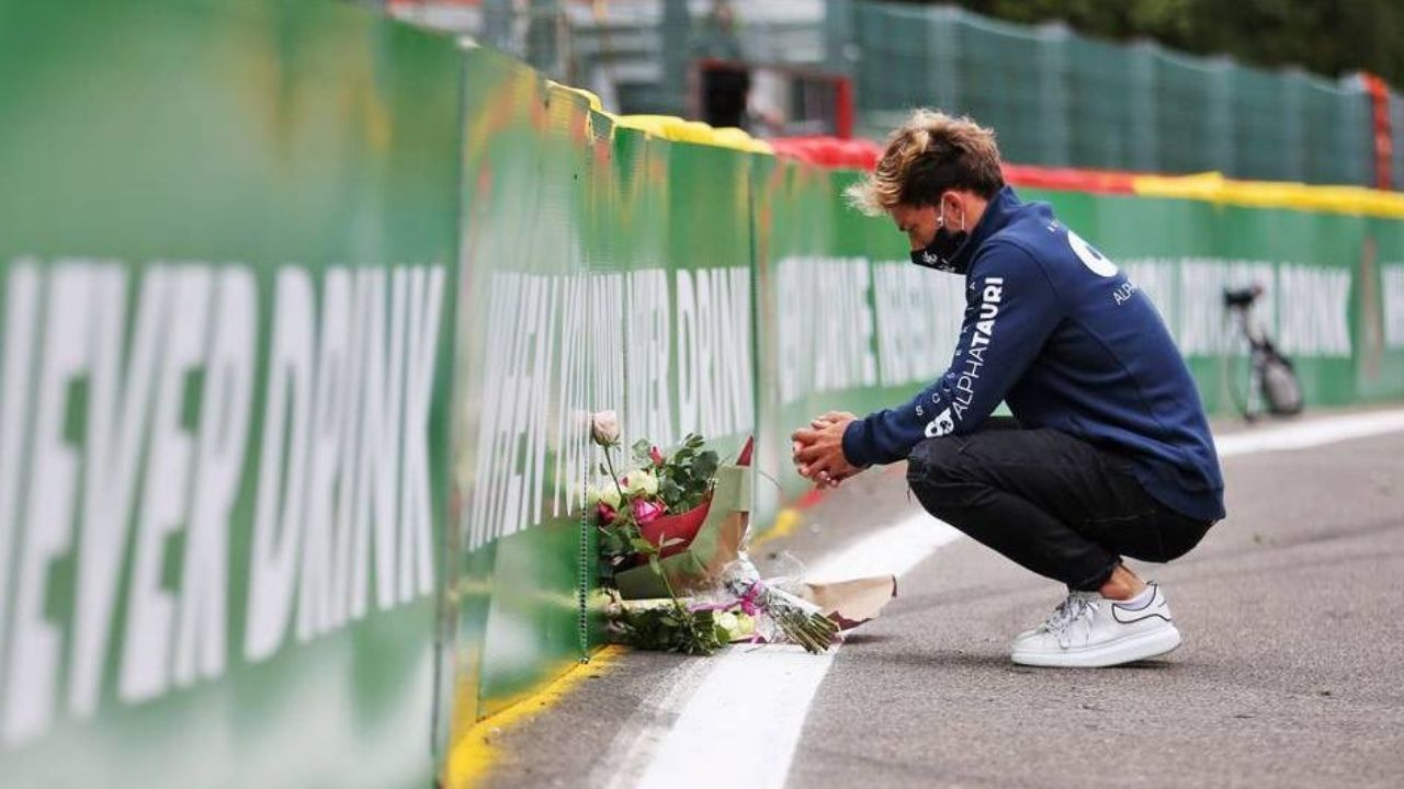"""""""We have seen enough terrible things here at this circuit""""– Pierre Gasly is glad FIA didn't allow race to happen in Belgium"""