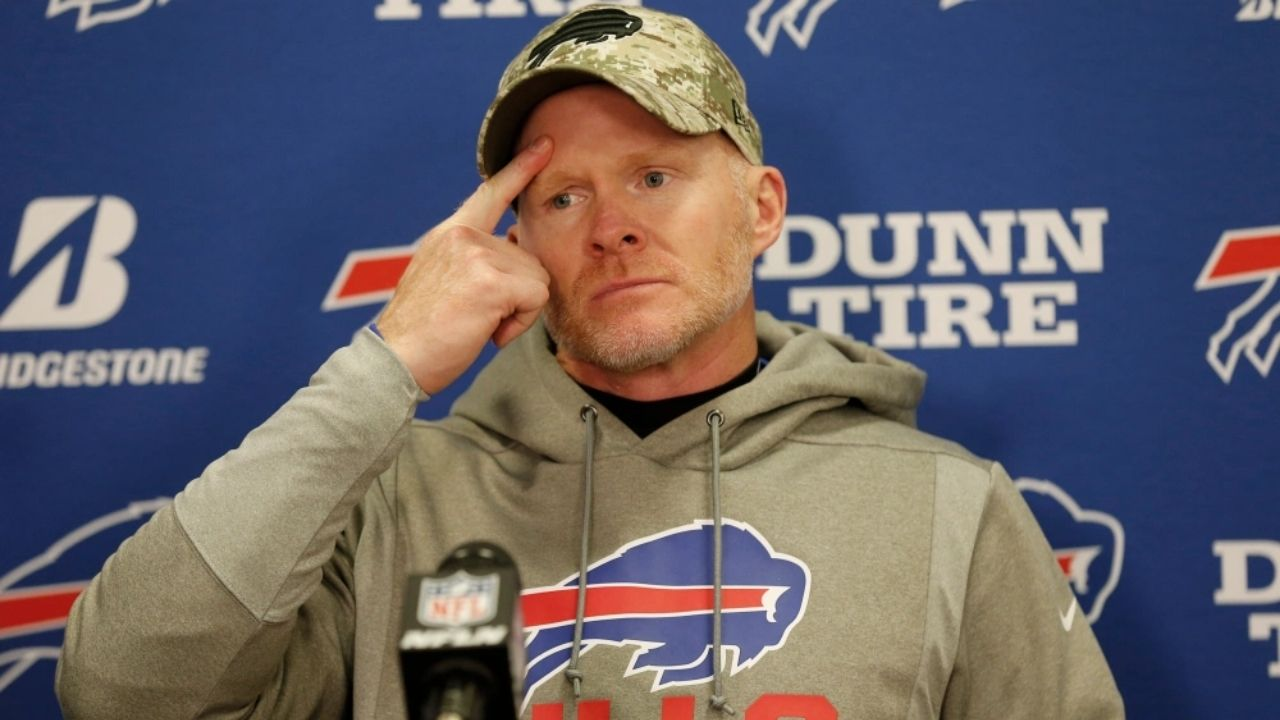 """""""It's very frustrating, being able to count on people is important"""": Sean McDermott voices discontent with Cole Beasley and other unvaccinated players"""
