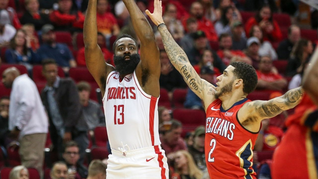 """""""James Harden has the most unstoppable step-back in the league"""": Lonzo Ball explains the grave difficulty in guarding the Brooklyn Nets superstar"""