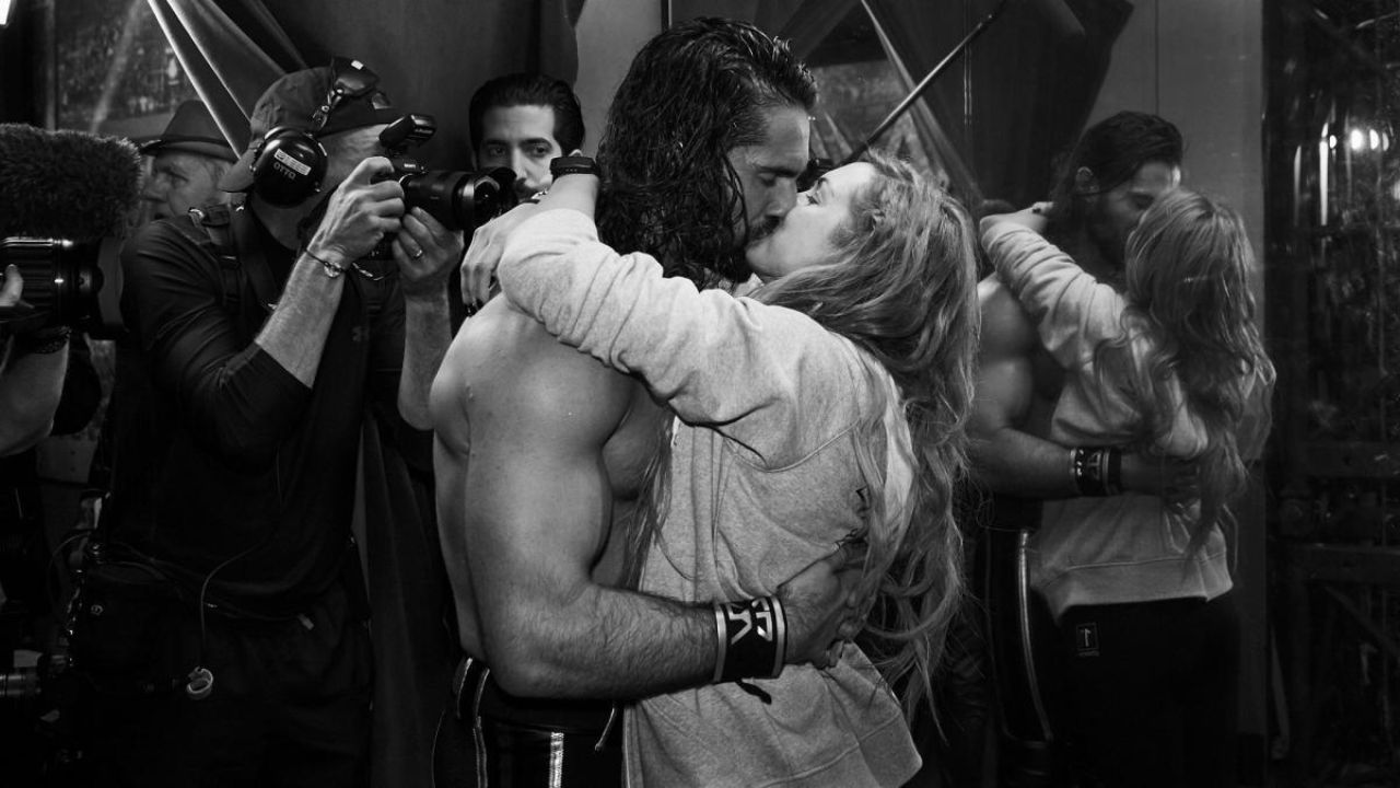Seth Rollins on if he and Becky Lycnh will work together as an on-screen pair again