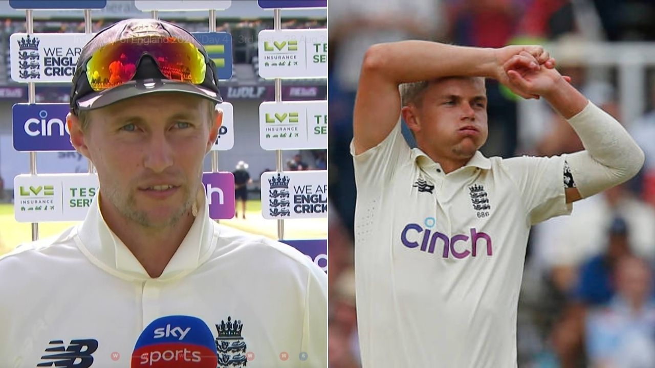 """""""Not worried about him"""": Joe Root unruffled by Sam Curran's current form in India series"""