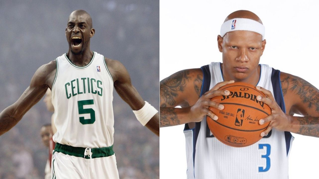 """""""Kevin Garnett really called Charlie Villanueva a 'Cancer patient'?!"""": When the Big Ticket crossed the line while talking trash to the Detroit big man"""