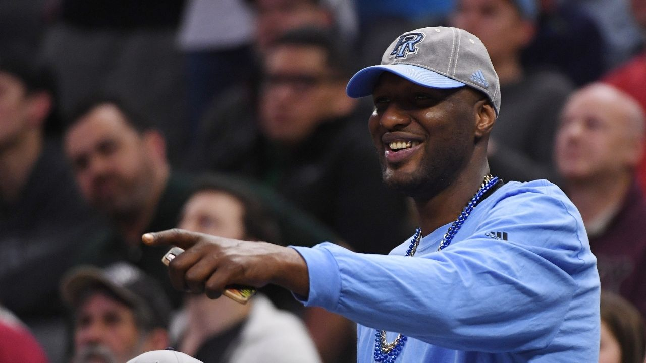 """""""I would still be playing right now!"""": Lamar Odom discusses his life-altering experience and future in basketball"""